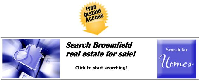 Broomfield CO Homes for Sale